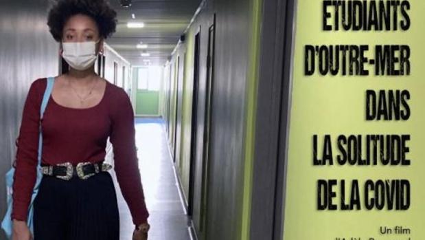 Inédit: Les étudiants d'Outre-mer dans la solitude de la covid, un film documentaire diffusé le 13 septembre sur Guadeloupe La 1ère