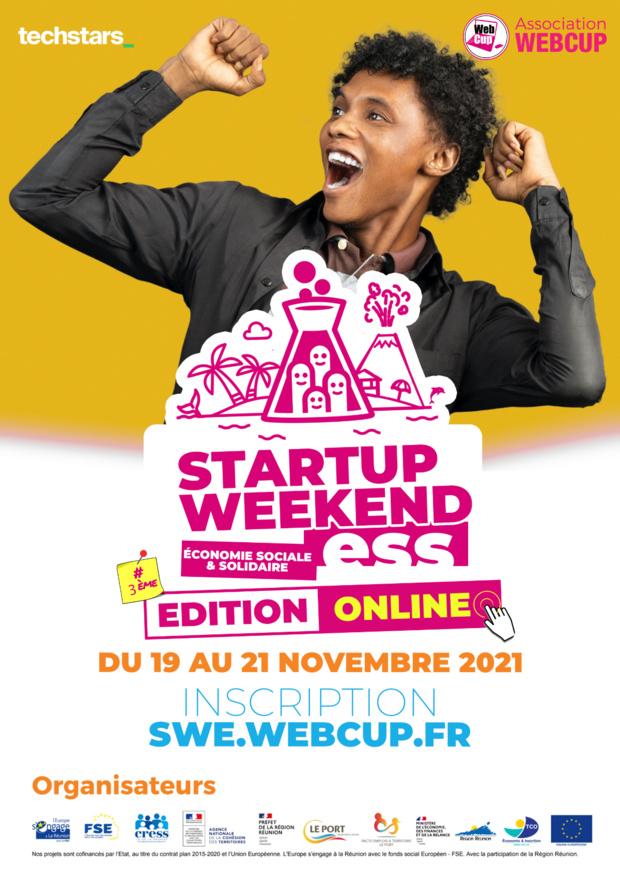 Ouverture des inscriptions du 3ème Startupweekend Economie Sociale et Solidaire (ESS)