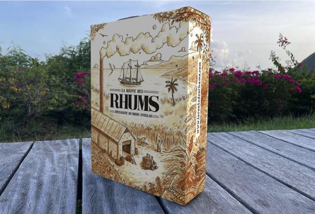 La Route des Rhums lance son calendrier de l'Avent dédié aux Rhums agricoles de Martinique et de Guadeloupe