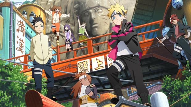 BORUTO: NARUTO NEXT GENERATIONS : La suite des inédits en VF dès le 25 octobre sur GAME ONE