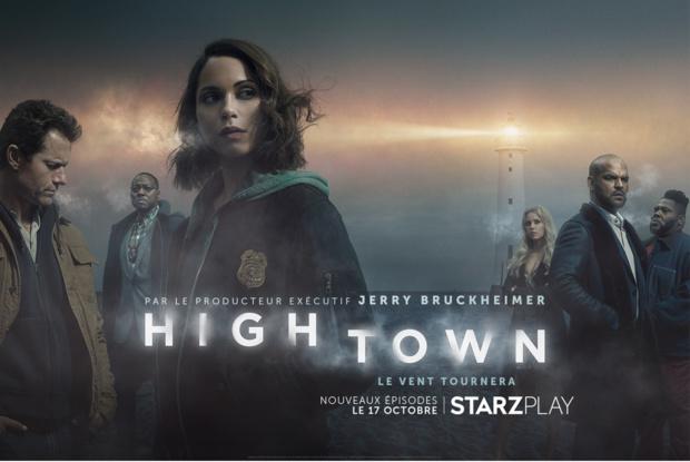 """La nouvelle saison de """"Hightown"""" produite par Jerry Bruckheimer disponible dès le 17 octobre sur STARZPLAY"""