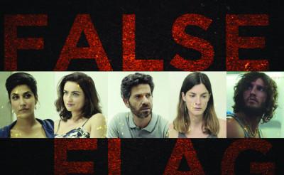 Canal+ annonce l'acquisition de la série israélienne FALSE FLAG
