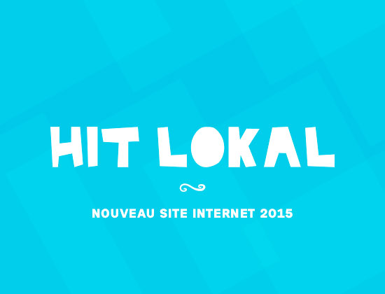 Hit Lokal lance son nouveau site Internet