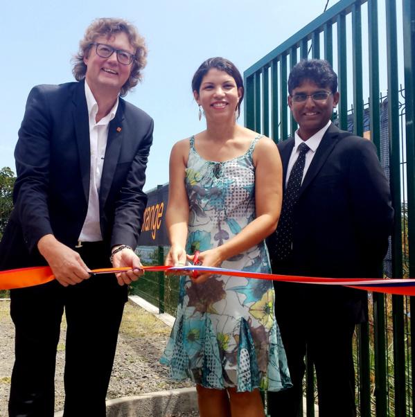 Orange Réunion ouvre un nouveau NRA à Ravine à Malheur (La Possession) et permet l'accroissement des débits ADSL pour 742 lignes