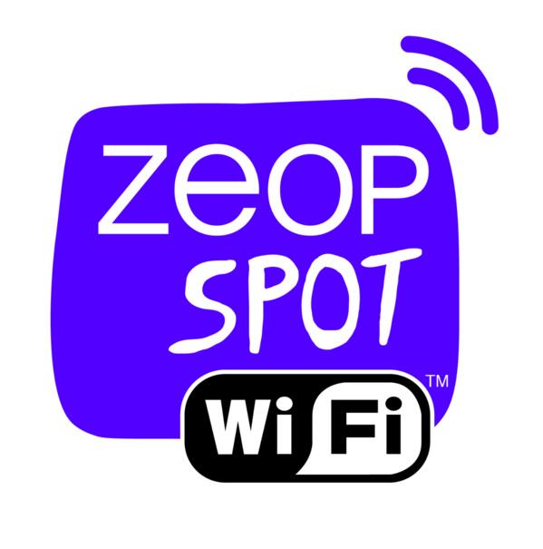 ZEOP annonce le lancement de son service de spot wifi public baptisé ZEOP'SPOT