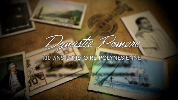 TNTV propose du 2 au 5 Mars une série documentaire sur la Dynastie Pomare, 100 ans d'histoire polynésienne