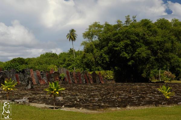Marae de Taputapuatea © Fonds SCP (crédit photo - D. Hazama)