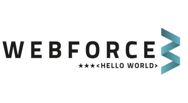© Logo de Webforce3