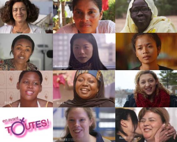 En avant toutes ! : Elles ont toutes une histoire à découvrir sur les chaînes 1ère