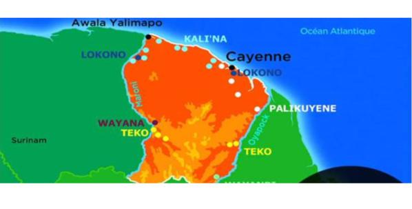 Dieu m'est témoin consacré au premier peuple de Guyane, le 15 mai sur Outre-mer 1ère