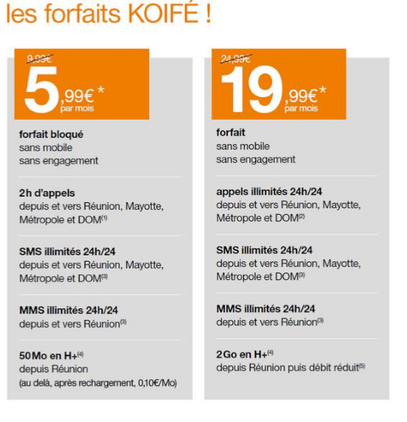 Description de l'offre KOIFE