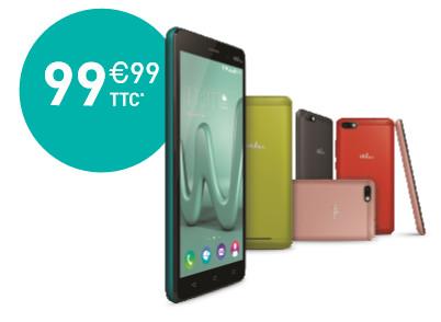 Mobile: Wiko présente ses nouveaux produits gamme Y: Sunny, Jerry, Lenny 3