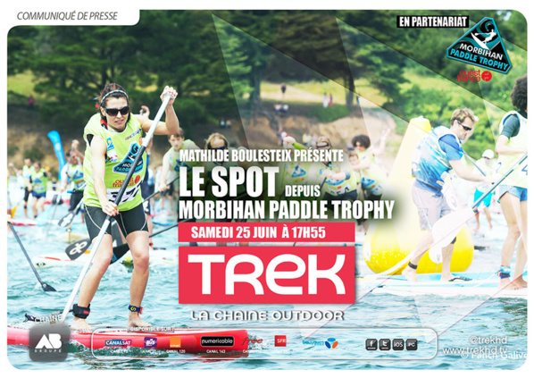© Le Morbihan Paddle Trophy Ouest-France