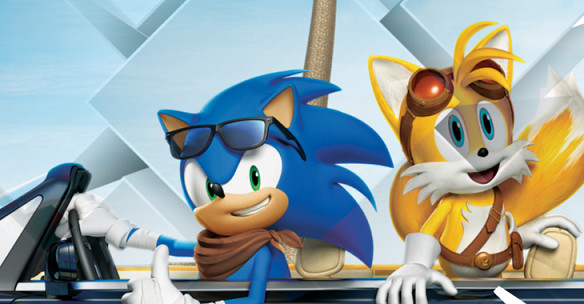 Sonic Boom © Technicolor Animation Productions