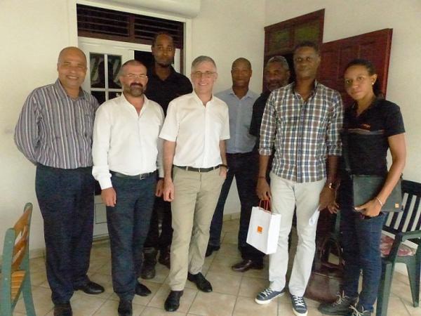1000e client Orange Caraïbe