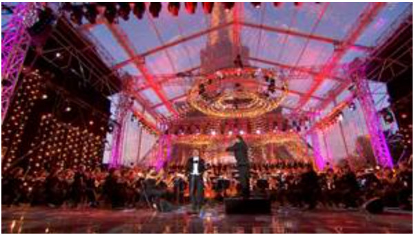 La 4ème édition du «Concert de Paris» le jeudi 14 juillet en direct sur France 2 à 20h55