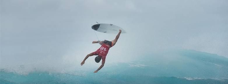 Page spéciale Billabong Pro Tahiti, ce Vendredi à 19h25 sur Polynésie 1ère