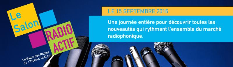 Le Salon Radio Actif