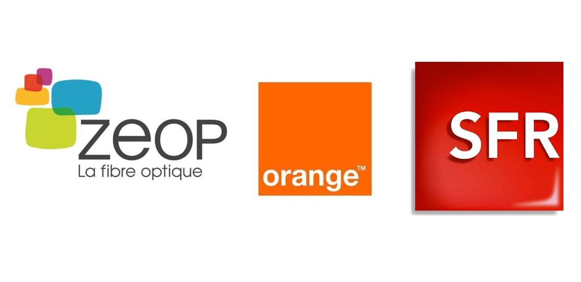 Zeop, Orange et SFR