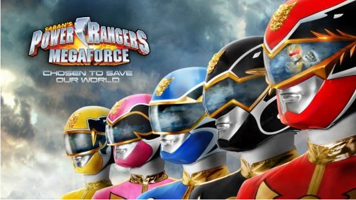 Power Rangers Megaforce © Saban Entertainment