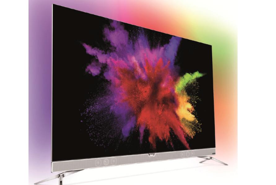 Philips dévoile les nouveautés TV pour les fêtes de fin d'années