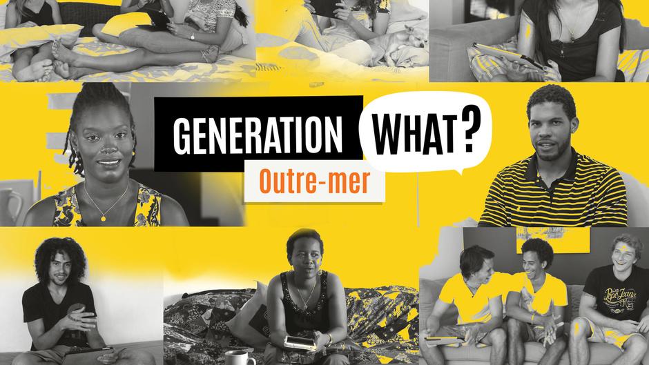 © Génération What ? Outre-Mer