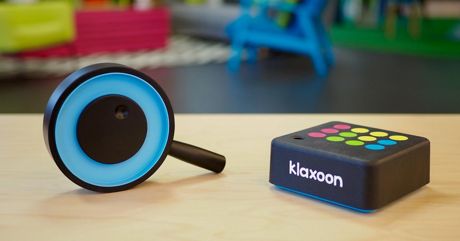 CES 2017: La Loupe de Klaxoon, l'outil connecté qui stimule l'intelligence collective