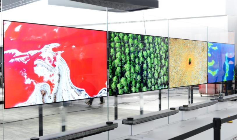 CES 2017: La TV OLED W LG Signature repousse les limites du design des téléviseurs