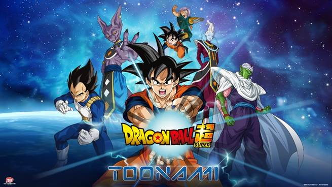 Dragon Ball Super sur Toonami