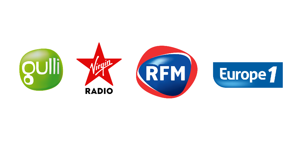 Lundi 20 mars: Gulli, Europe 1, RFM et Virgin Radio se mobilisent pour la Journée de la langue française