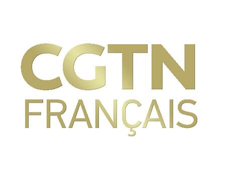 CGTN Français sur le Canal 56 de Canal+ Réunion