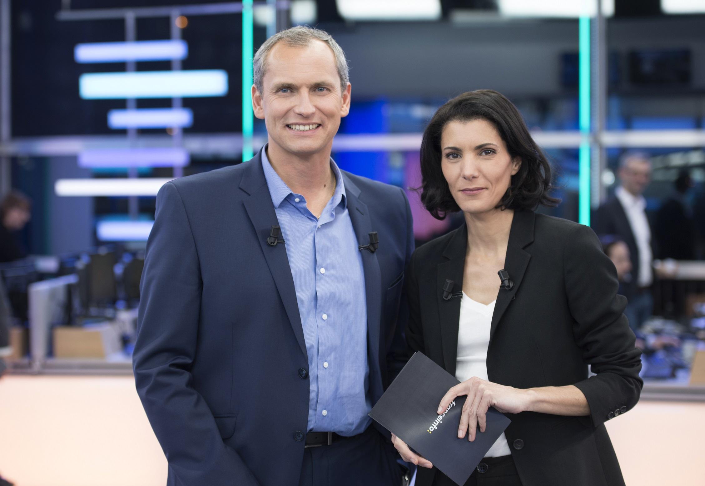 Louis Laforge et Sorya Khaldoun