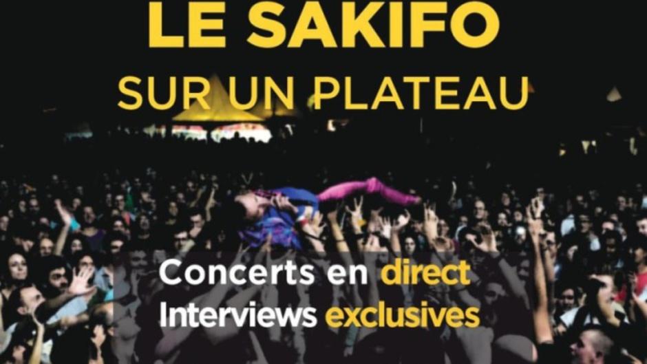 Sakifo sur un plateau