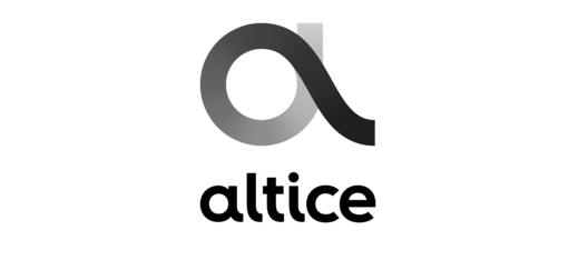 Nouveau logo d'Altice
