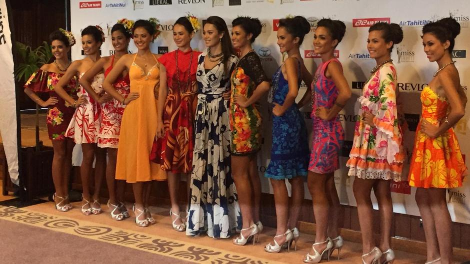 © Miss Tahiti 2017