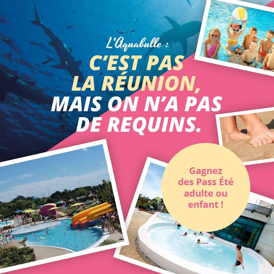 © Centre aquatique l'Aquabulle