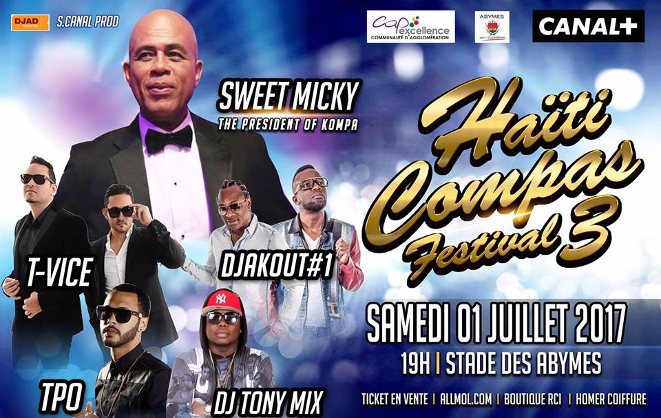 Antilles-Guyane: Le Haïti Compas Festival s'invite sur Canal+