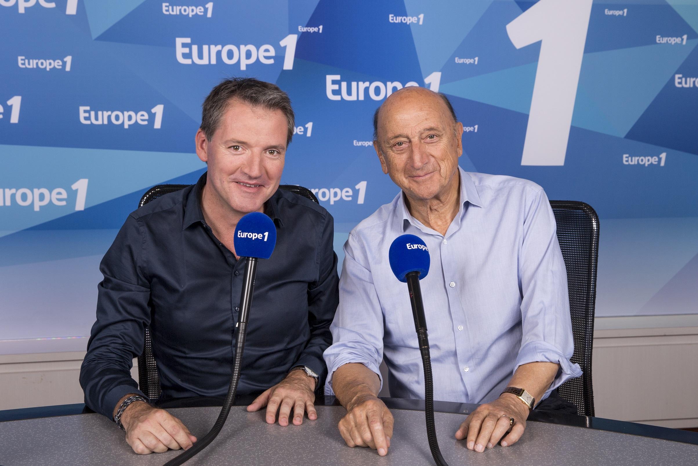 Pierre Bonte et Olivier Alleman © Crédit Photo: Eric Frotier de Bagneux / Capa Pictures / Europe 1