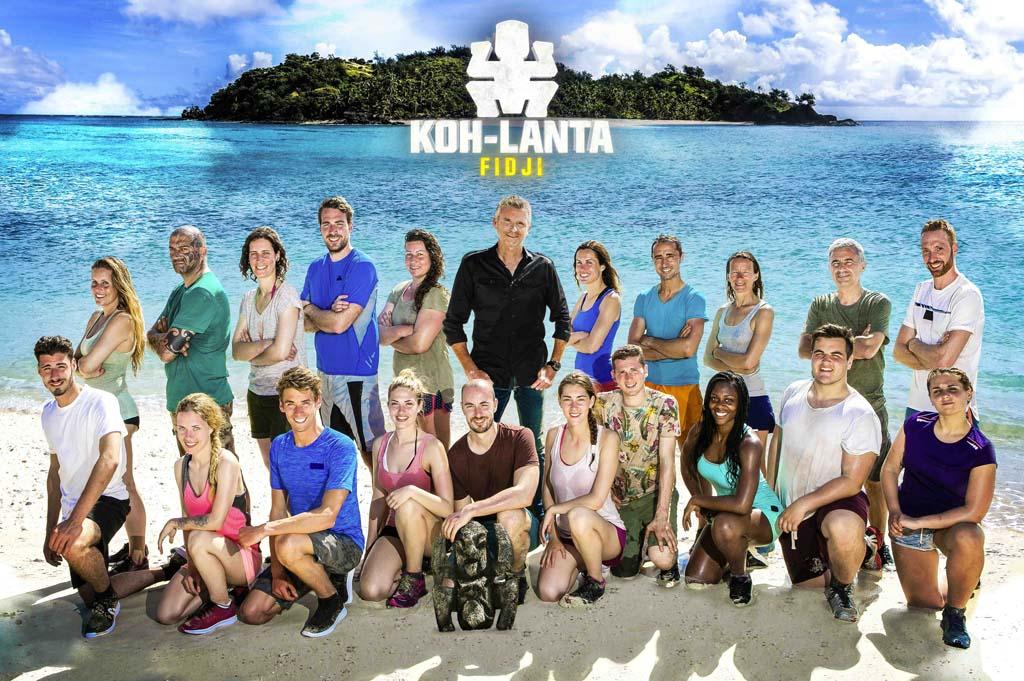 Koh Lanta Fidji © TF1