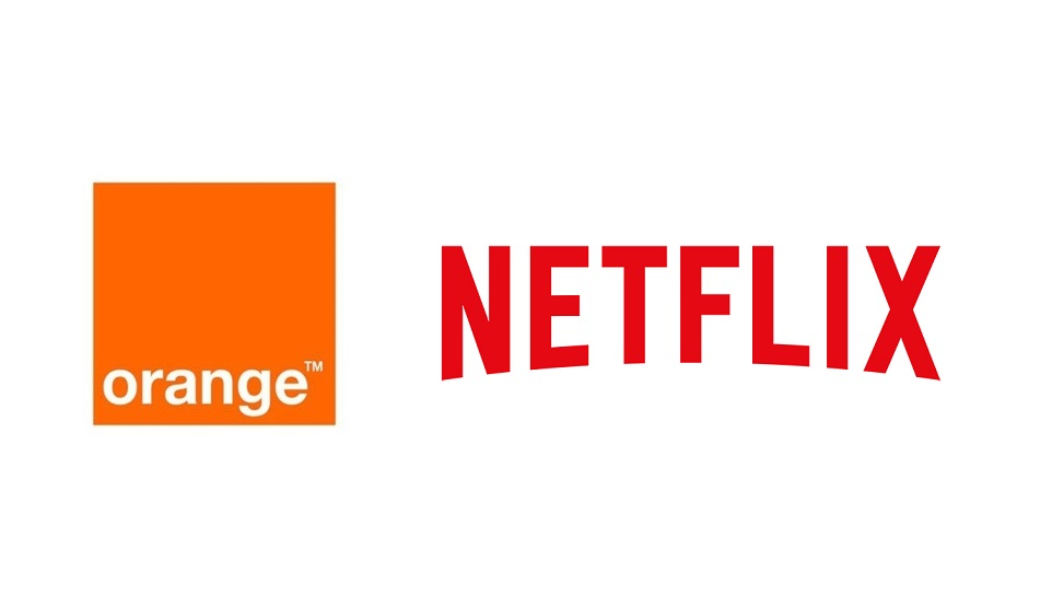 Orange et Netflix signent un accord international