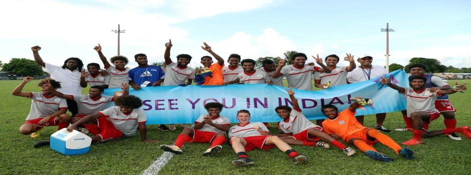 © Fédération Calédonienne de Football