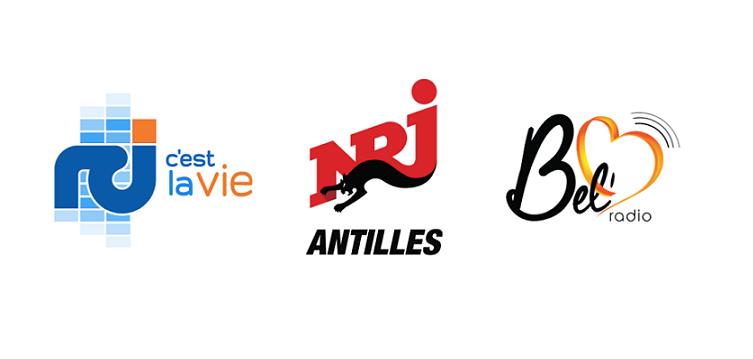 RCI, Bel Radio et NRJ Antilles: Une rentrée sous le signe de la nouveauté