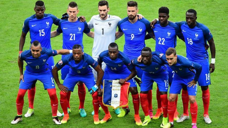 Matches de qualification de l'Équipe de France