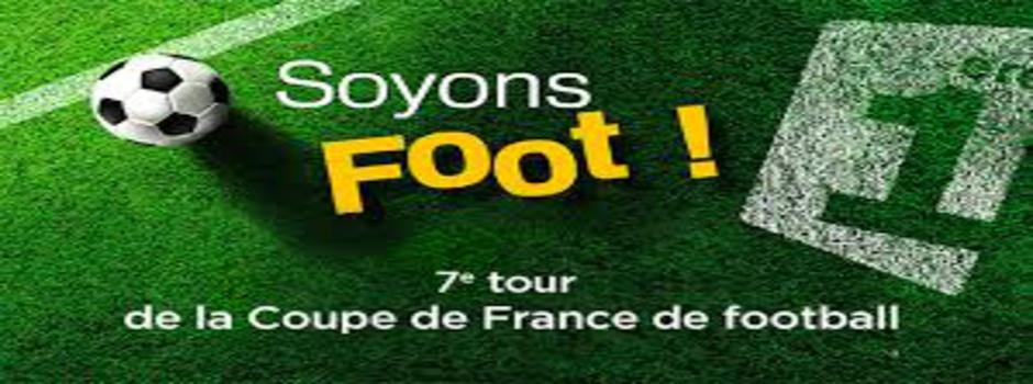 Outre-Mer 1ère: 7ème tour Coupe de France de Football sur le Web & en direct Radio
