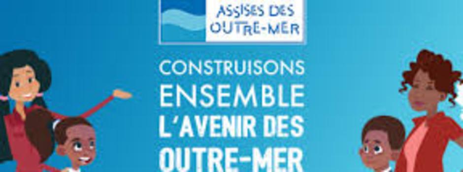 Les assises des Outremers: Édition spéciale le 15 novembre sur les trois antennes de Guadeloupe 1ère