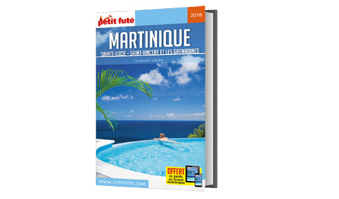 Cap sur la Martinique, Sainte-Lucie, Saint-Vincent et les Grenadines avec la collection Country-Guides Petit Futé