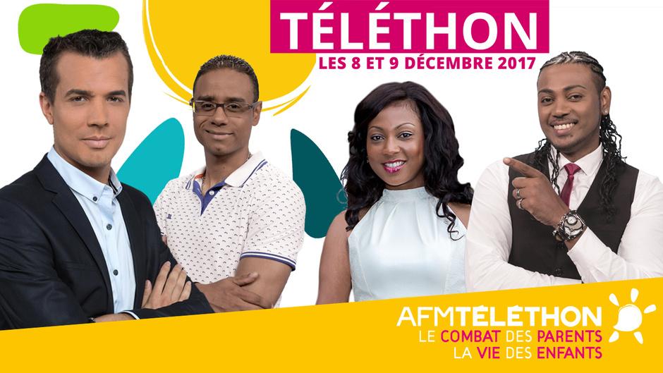 Réunion 1ère se mobilise pour le Téléthon