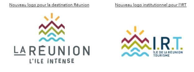 Un nouveau logo pour l'Île de la Réunion Tourisme (IRT)