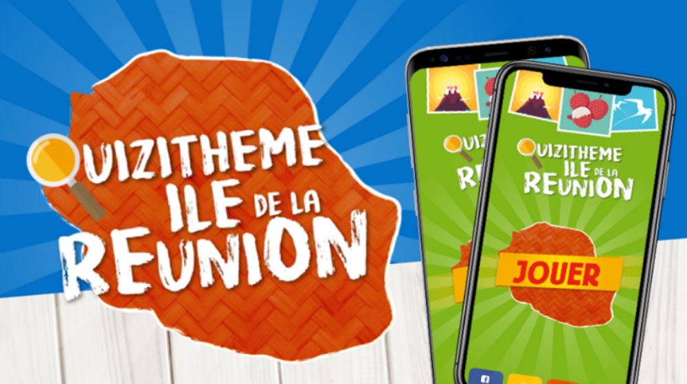 """Quizithemes"": la nouvelle application Made in Réunion"