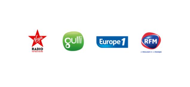 Gulli, Europe 1, RFM et Virgin Radio célèbrent la journée de la langue française